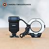 Sigma Sigma EM-140 DG macroflitser - Canon ringflitser