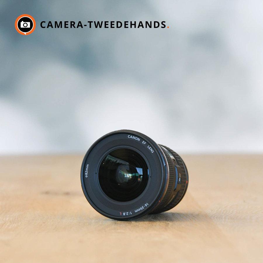 Canon 16-35mm 2.8 L EF USM-- Incl. BTW