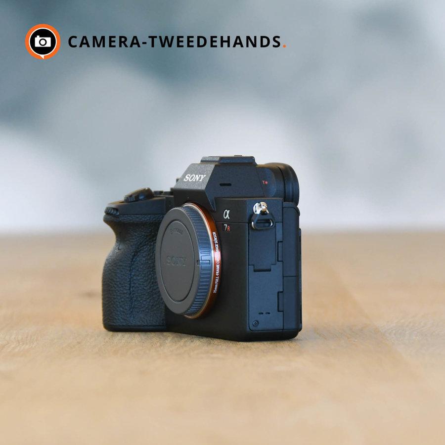 Sony A7R mark IV (Showroommodel) - 162 kliks