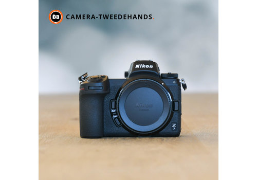 Nikon Z7 -- Outlet -- Incl BTW