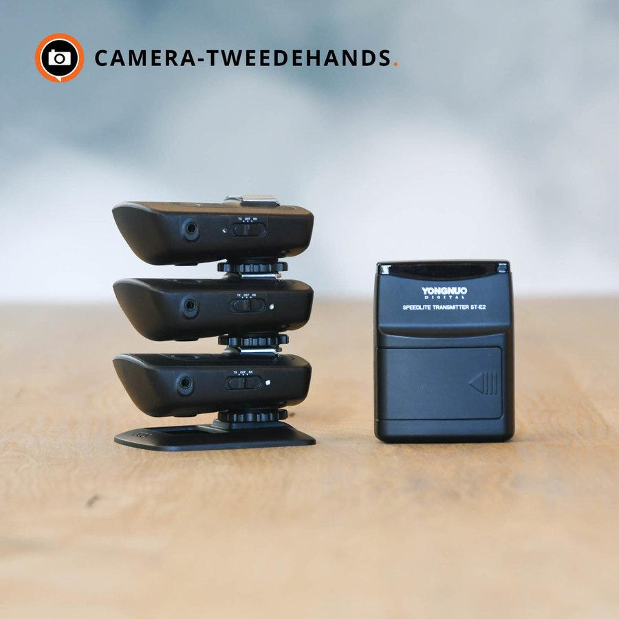 Yongnuo ST-E2 + 3x Cactus V5 Wireless Receiver (Canon)