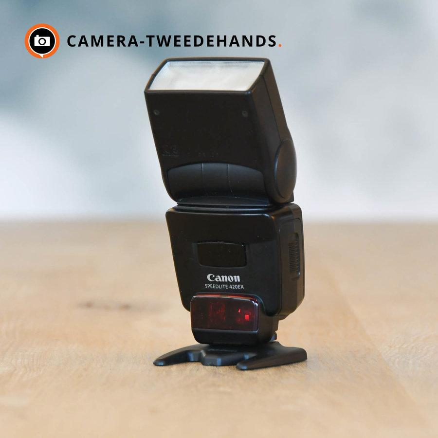 Canon 420EX speedlite / Canon flitser