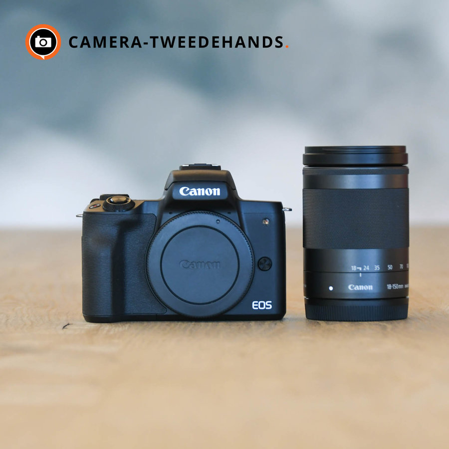 Canon EOS M50 + 18-150mm IS STM -- Outlet
