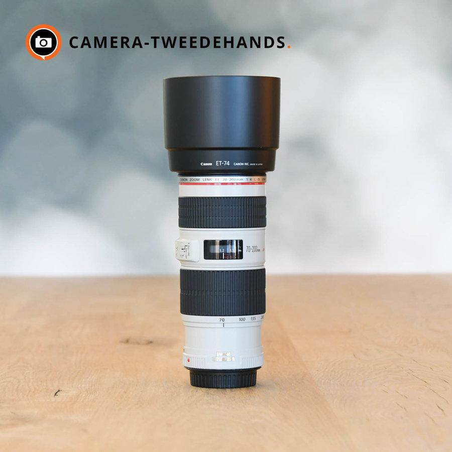 Outlet: Canon 70-200mm 4.0 L EF IS USM