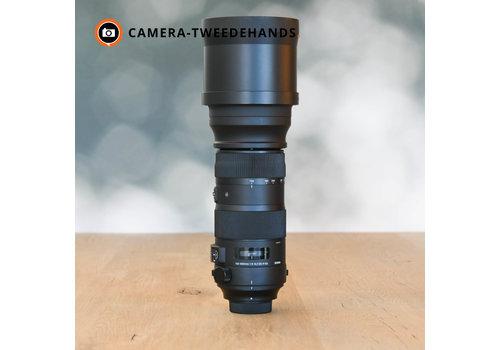 Sigma 150-600mm 5-6.5 DG OS HSM Sport (Nikon)