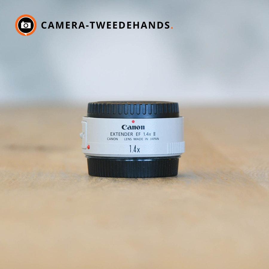 Canon 1.4x II Extender -- Incl BTW