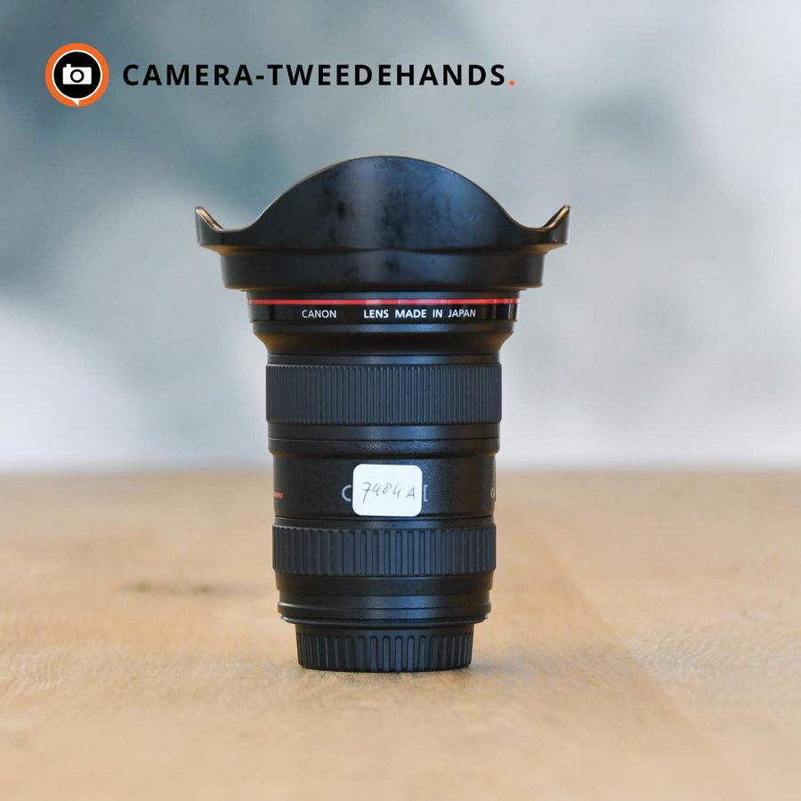 Canon 16-35mm 2.8 L EF USM II -- Incl BTW