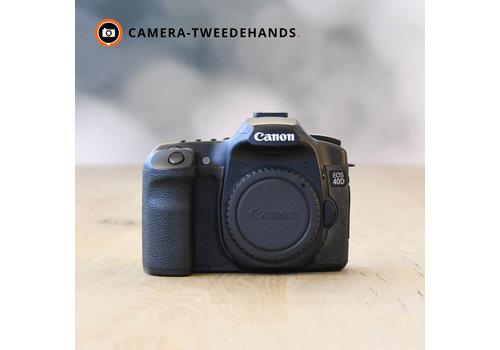 Canon 40D -- 5167 kliks