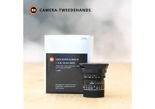 Leica 18mm asph super elmar 3.8