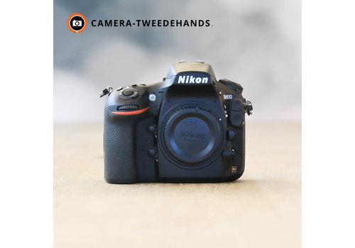 Nikon D810 -- 4098 kliks