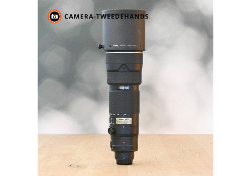 Nikon 200-400mm 4.0 G AF-S VR ED F4