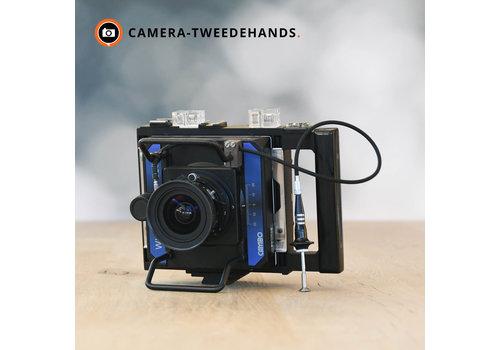 Cambo Wide 580 + Schneider 58mm f/5.6 Super-Angulon XL