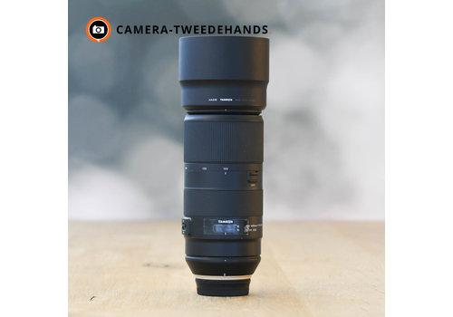 Tamron 100-400mm 4.5-6.3 Di VC USD -- Nikon