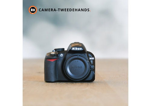 Gereserveerd -- Nikon D3100 -- 20.461 kliks
