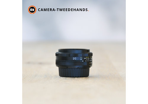 Voigtlander 20mm 3.5 SL -- Nikon
