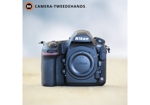 Nikon D850 -- Nieuw