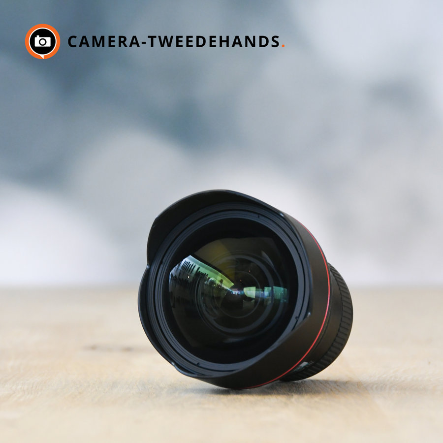 Canon 11-24mm 4.0 L EF IS USM -- Gereserveerd t/m 13 januari