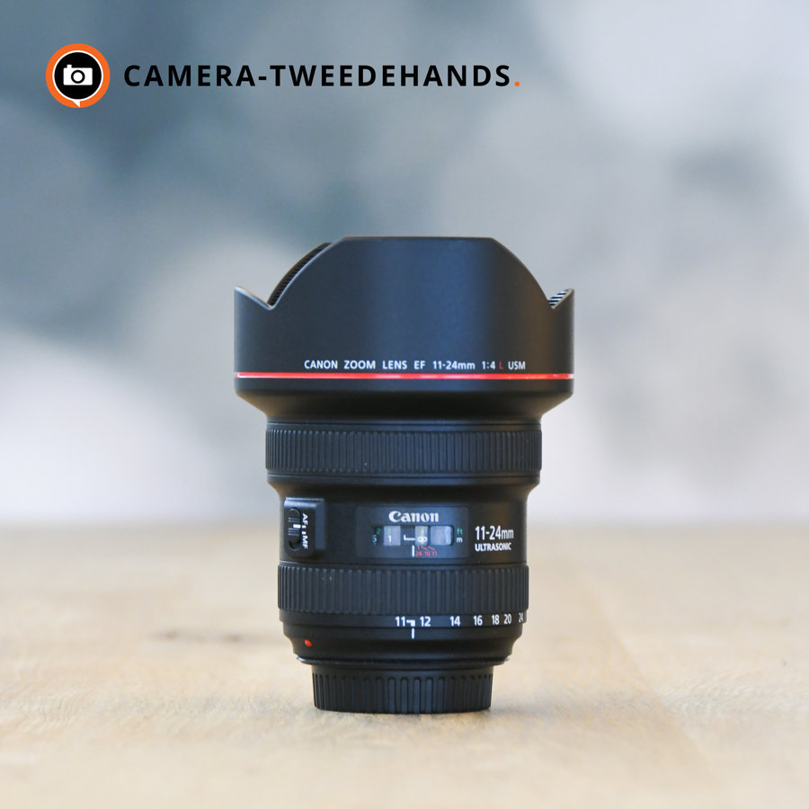 Canon 11-24mm 4.0 L EF IS USM