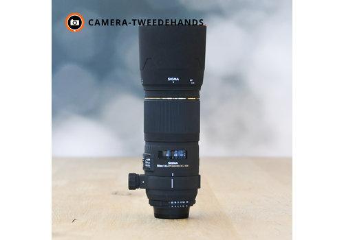 Sigma 180mm 3.5 EX DG IF HSM APO Macro -- Nikon