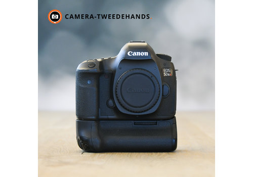 Canon 5Dsr incl. BG-E11 -- 7041 kliks