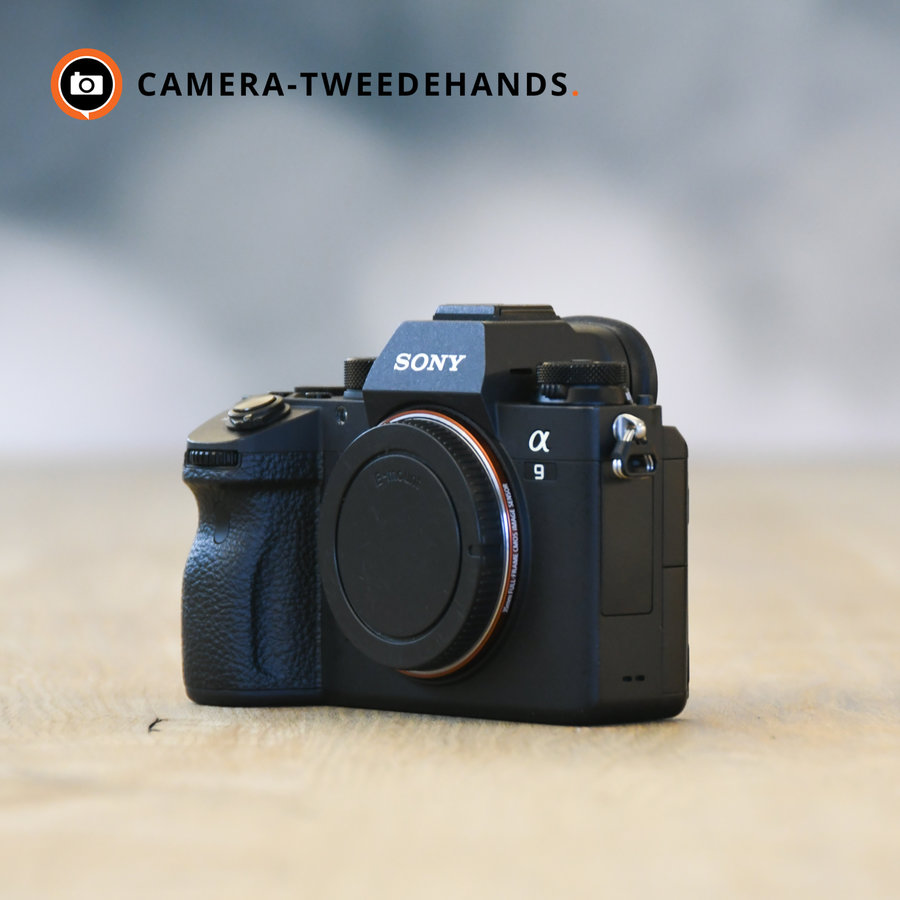 Sony A9 systeemcamera (ILCE9.CEC)
