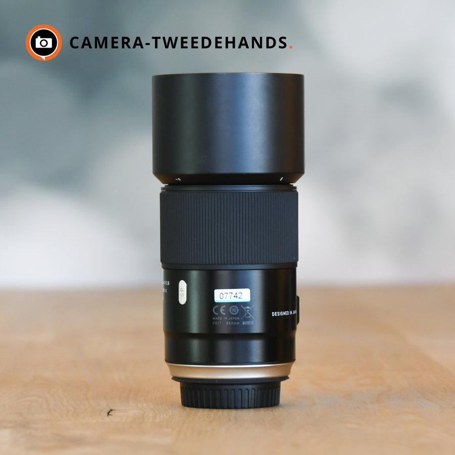 Tamron SP 90mm 2.8 Macro Di VC USD Canon