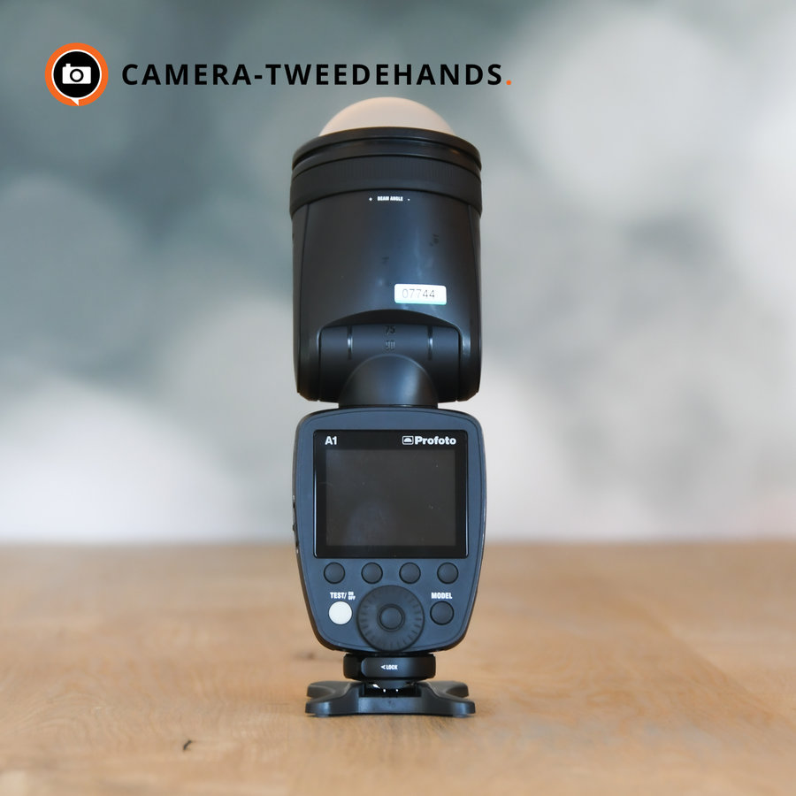 Profoto A1 AirTTL-C voor Canon