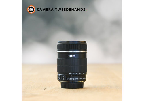 Canon 18-135mm 3.5-5.6 EF-S IS