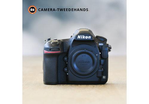 Nikon D850 -- 105498 kliks