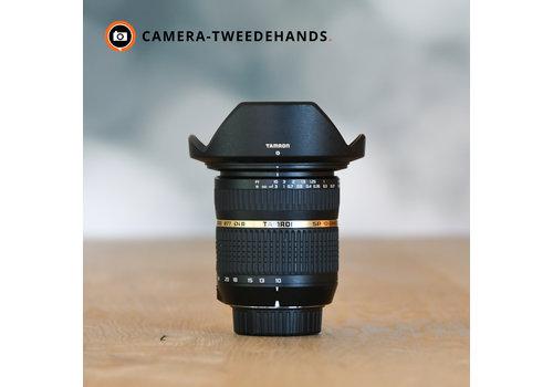 Tamron SP AF 10-24mm f/3.5-4.5 Di II LD Asph -- Nikon