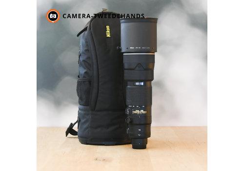 Nikon 200-400mm 4.0 G AF-S VR II F4