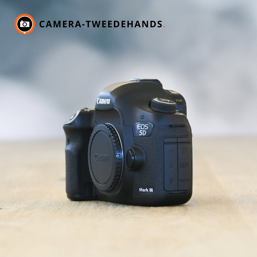 Canon 5D Mark III -- 240.867 kliks