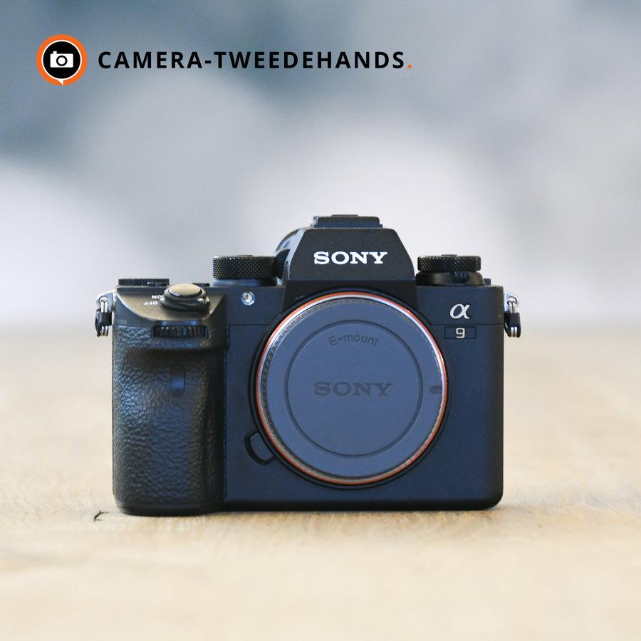 Sony A9 Systeemcamera