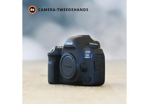 Canon 5D Mark IV -- Nieuw