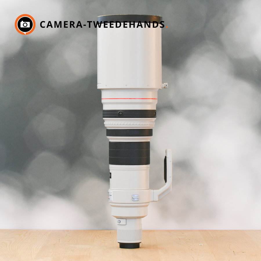 Canon 600mm 4.0 L EF IS USM F4