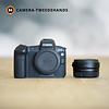 Canon Canon EOS R Body - Systeemcamera met adapter