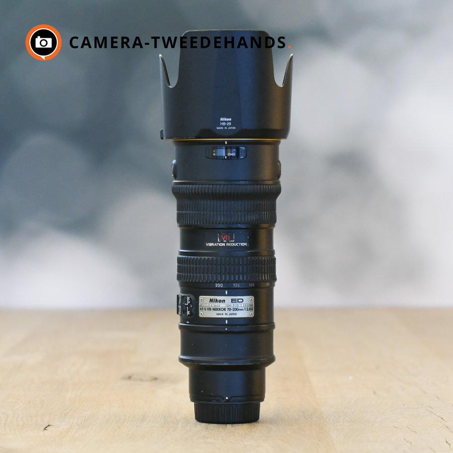 Nikon 70-200mm 2.8 G AF-S IF-ED VR