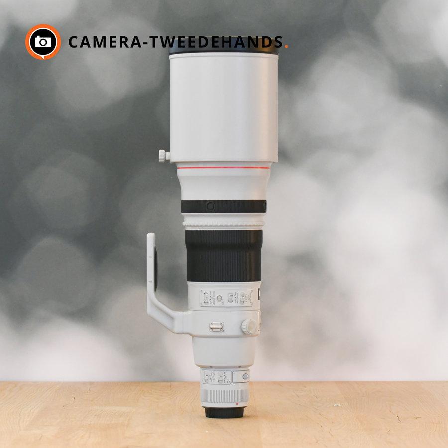 Canon 500mm 4.0 L EF IS USM II -- 12 maanden garantie