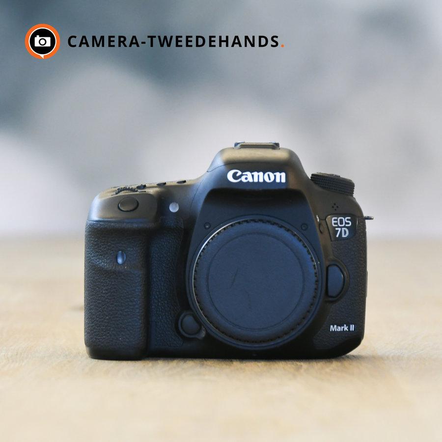Canon 7D Mark II - 84495 kliks