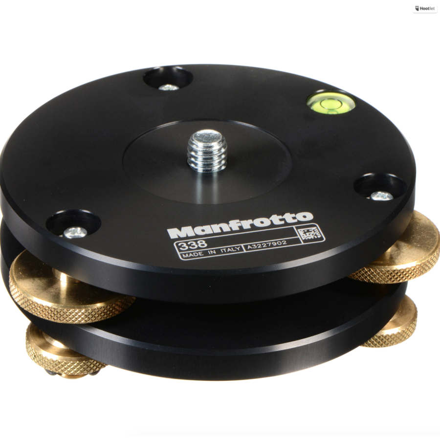 Manfrotto 388 Leveling base