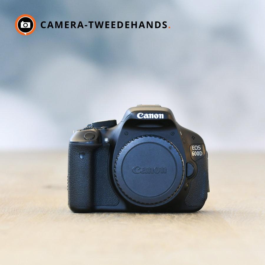Canon 600D -- 13574 kliks
