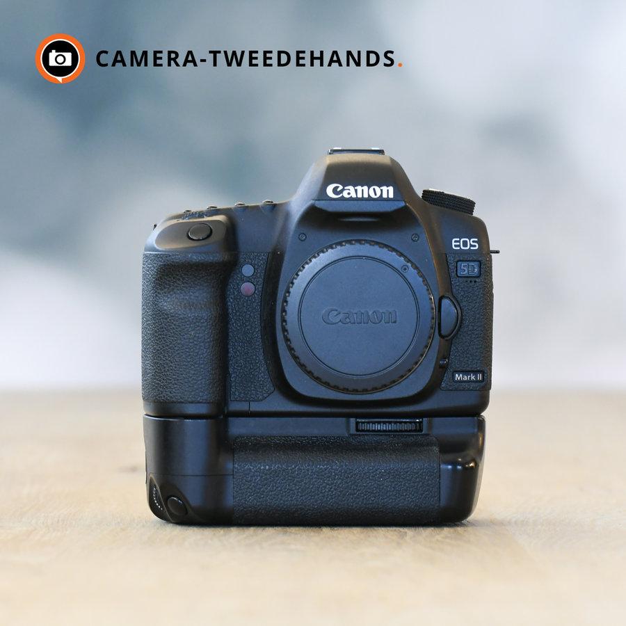 Canon 5D Mark II incl. Grip -- 41827 kliks