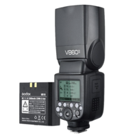 Outlet: Godox Speedlite V860II Canon Kit  -- Incl. BTW