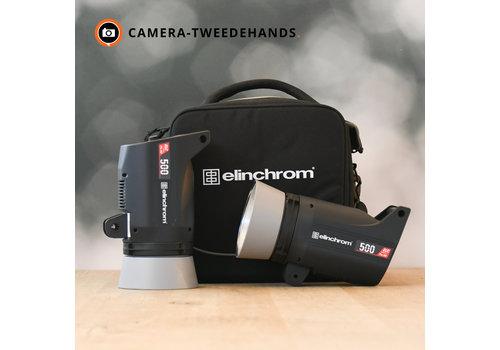 Elinchrom ELC Pro HD500 To go set 2.0 + Deflector set