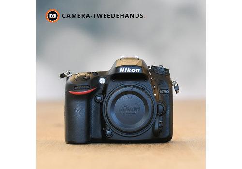 Nikon D7200 -- 20896 kliks