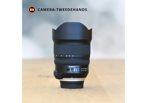 Tamron 15-30mm 2.8 Di VC USD G2 -- Nikon