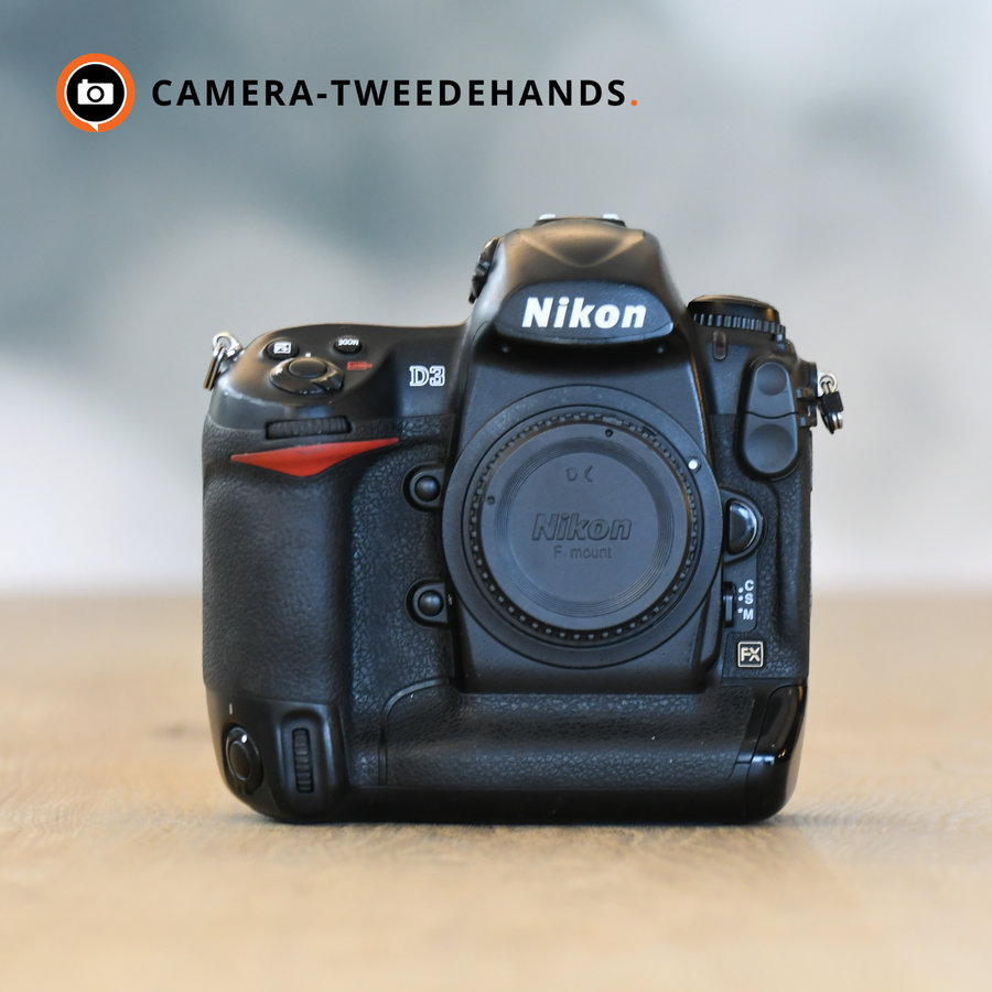 Nikon D3 -- 70721 kliks