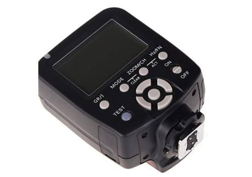 YONGNUO YN560-TX -- Manual Flash controller voor Canon