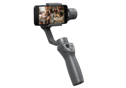 DJI Osmo Mobile 2 + extra's