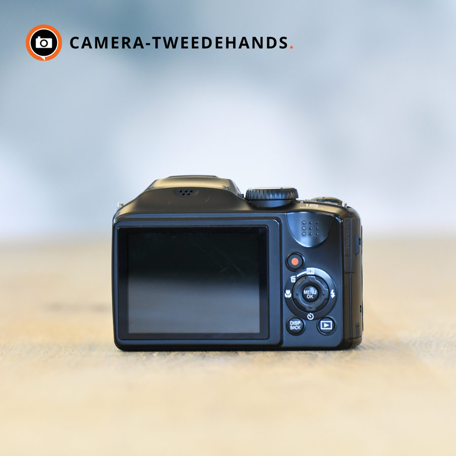 Fujifilm FinePix S4800 - Compactcamera